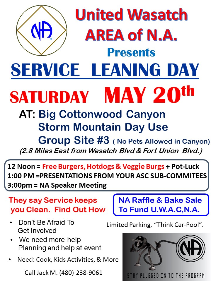 learning day flyer